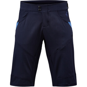 Cube Tour Baggy Shorts Heren, blue